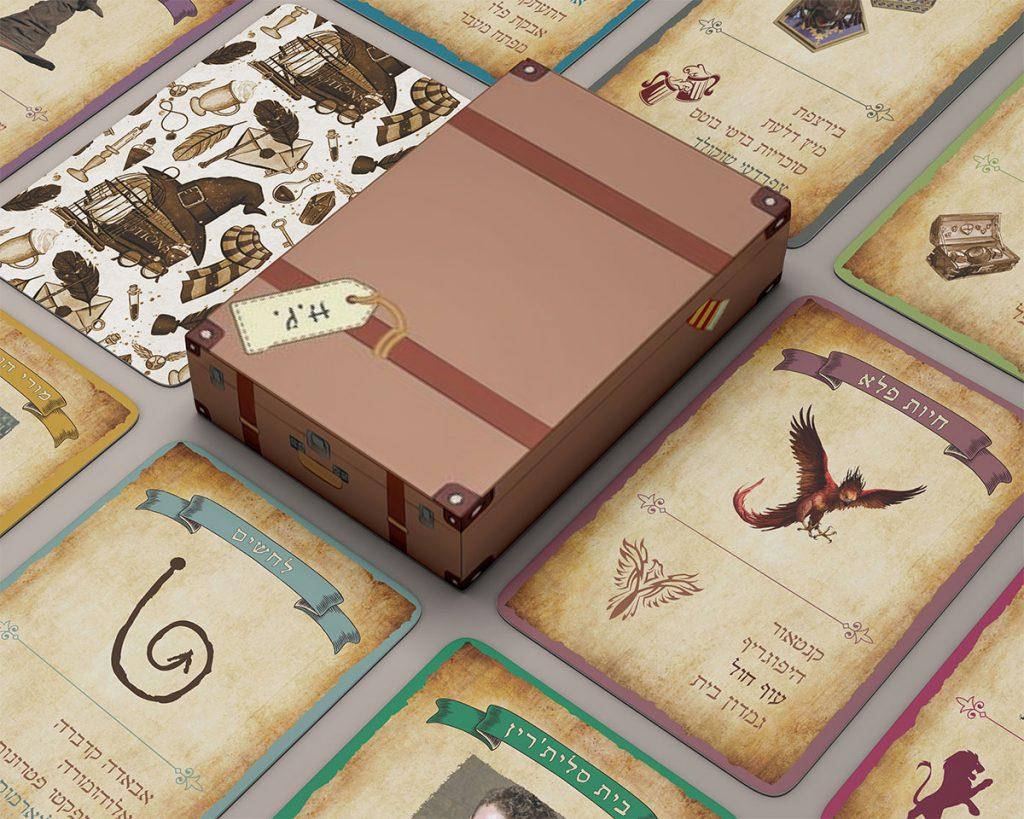 עיצוב משחק קלפים